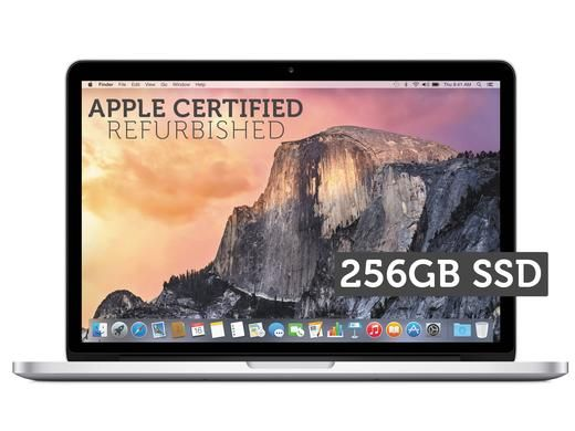 Foto Apple MacBook Pro 13.3 -256GB - Apple certified r
