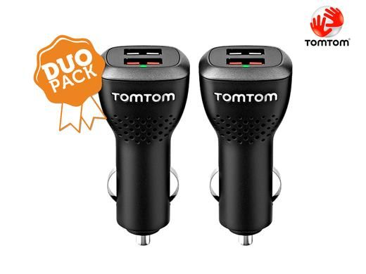 Foto Duo-pack TomTom Dual Car Charger