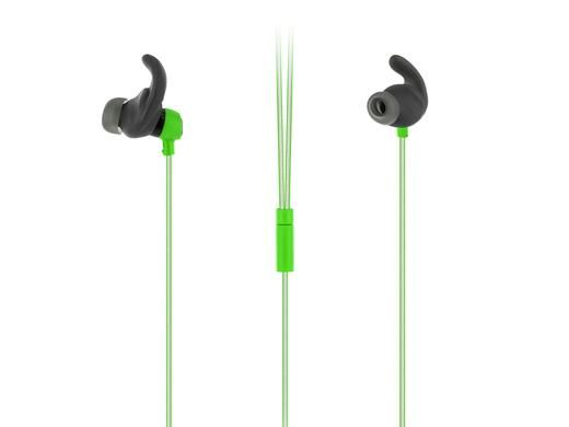 Foto JBL Reflect Mini Green sport in-ears