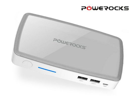 Foto Powerocks 21.000 mAh Powerbank