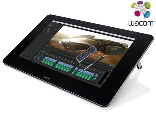 Foto Wacom Cintiq 27QHD Pen Display