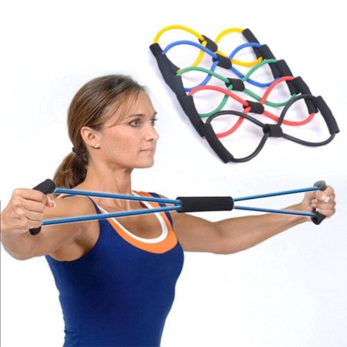 Foto Resistance training bands