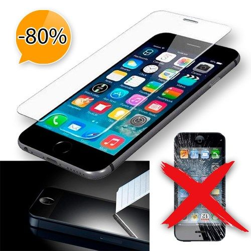 Foto Tempered Glass Screenprotector