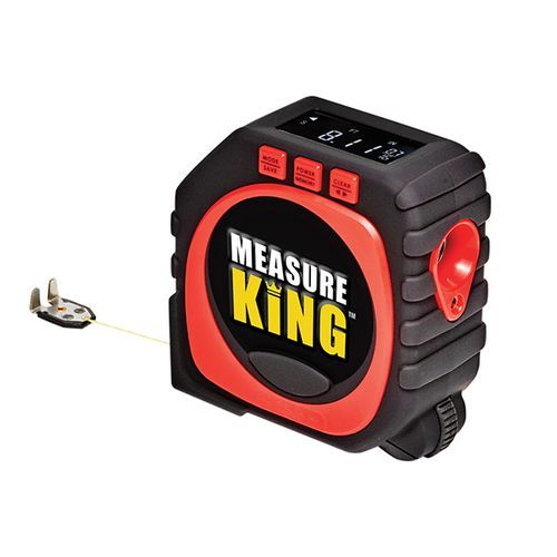 3-in-1 rolmaat van Measure King afbeelding