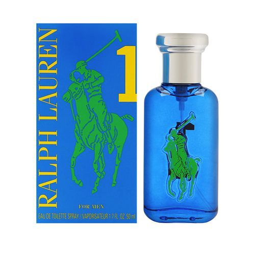 Big Pony Blue eau de toilette van Ralph Lauren (50 ml) afbeelding
