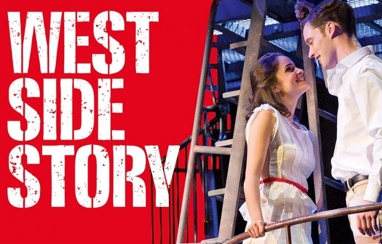 Foto De musical West Side Story in World Forum Theater Den Haag