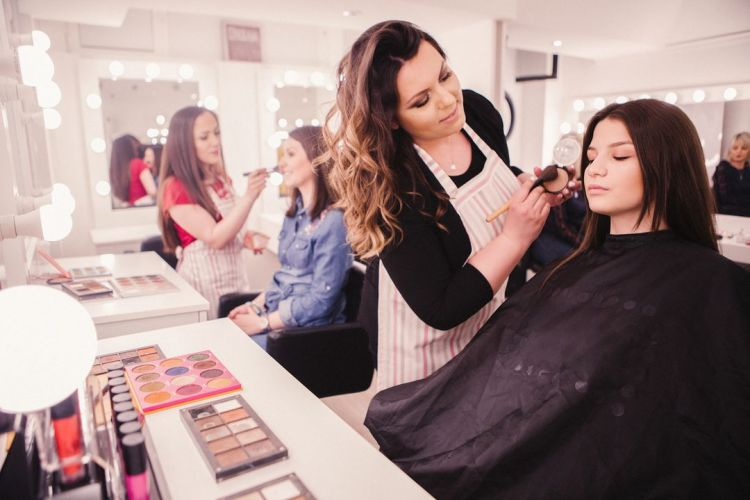 Make-up workshop voor 2 personen afbeelding