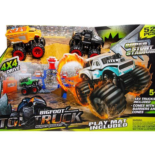 Foto Monstertruck-speelset (52-delig)