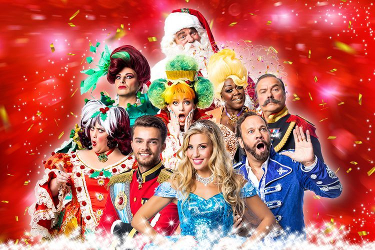 The Christmas Show in Ziggo Dome Amsterdam (2 p.) afbeelding