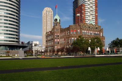 Foto 1 overnachting in Hotel New York in Rotterdam