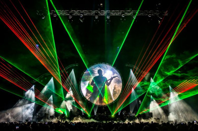 Foto Pink Project: Pink Floyd's Anniversary Show in Ahoy