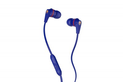 Foto Skullcandy in-ear koptelefoon (model: FC Barcelona)