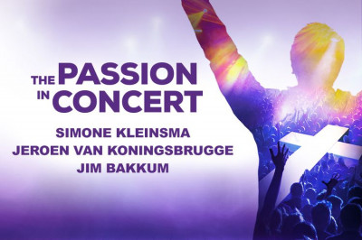 Foto The Passion in Concert 1e Ring in Rotterdam Ahoy (2 p.)
