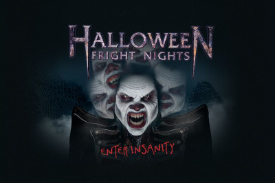 Foto Tickets Halloween Fright Nights in Walibi Holland (2 p.)