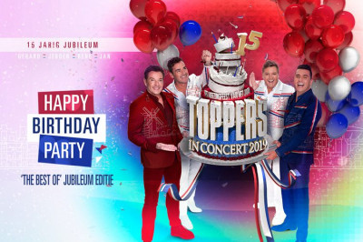 Foto Toppers in Concert 2019: Happy Birthday Party (2 p.)