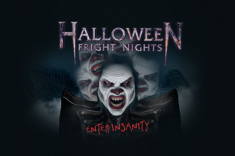 Tickets Halloween Fright Nights in Walibi Holland (2 p.) afbeelding