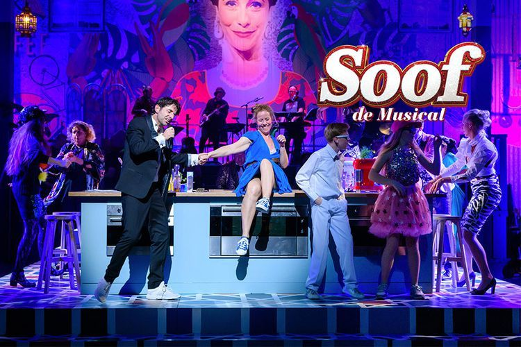 Foto Tickets voor SOOF de Musical in Amsterdam (2 p.)