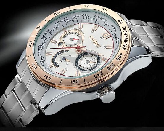 Foto Curren World horloge
