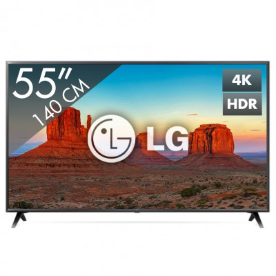 Foto LG UHD TV 55UK6300