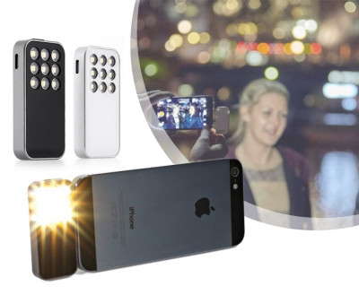 Foto Knog Expose Video Light Voor iPhone - Maak Mooie Opnames In Het...