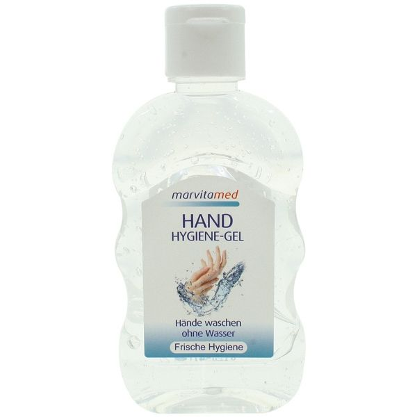 Foto Desinfectie Handgel 80ml Reis Flacon Marvita Med