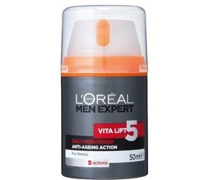 Foto Men Expert Vita Lift 5 gezichtscrème 50ml
