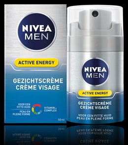 Foto Nivea For Men Creme Energy 50 ml