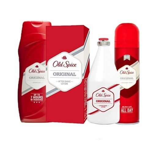 Foto Old Spice Combi Deal aftershave deo en douche