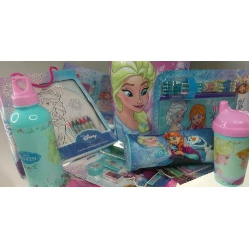 Foto Super gave 10-delige Disney frozen set
