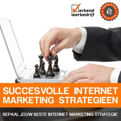 Foto Cursus internet marketing strategieën