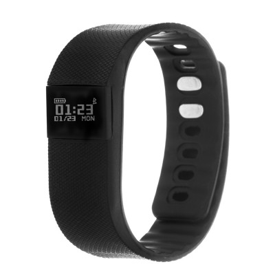 Foto Activity tracker pedometer: multifunctionele bluetooth polsband