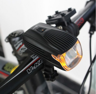 Foto Bike Light with StVZO approval