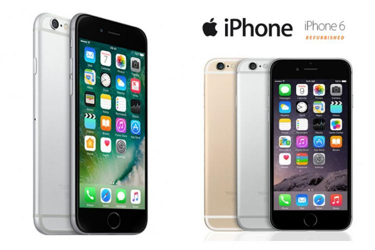 Foto Apple iPhone 6 16GB - Refurbished Met 3 Jaar Garantie