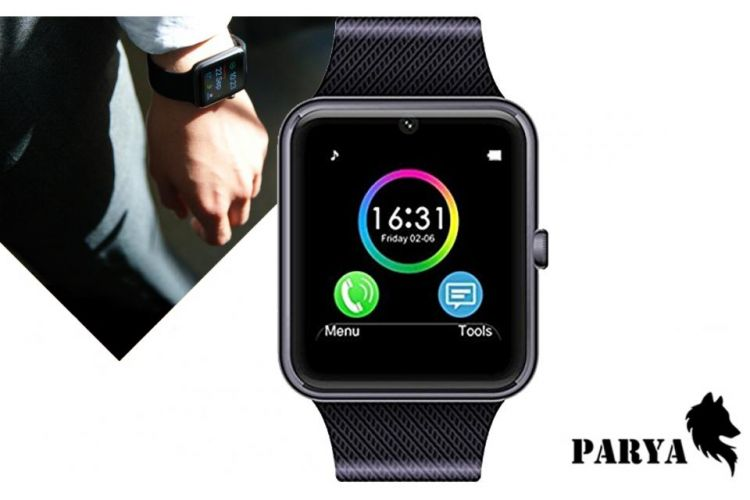 Foto Parya Bluetooth Smartwatch