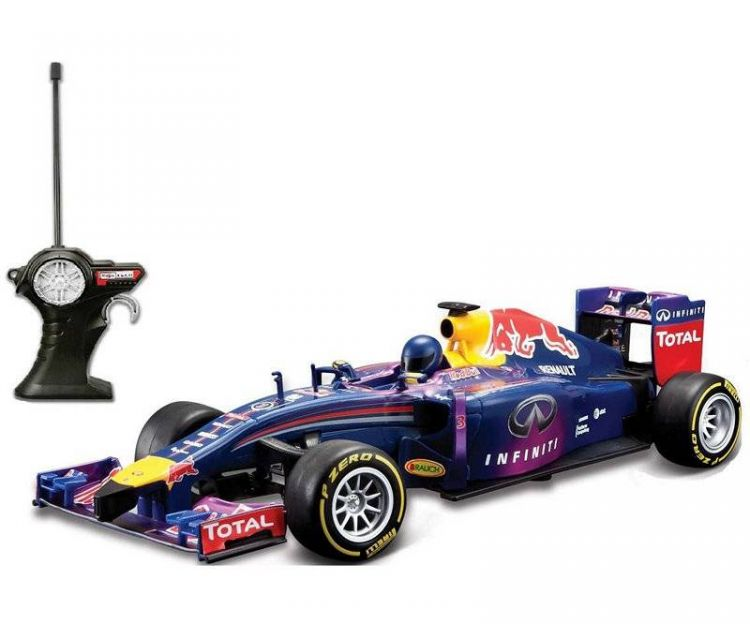 Foto Maisto Tech - Formule 1 - Red Bull RB10 (RC Auto) 1:24