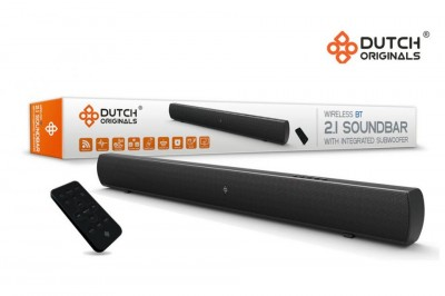 Foto Dutch Originals Soundbar - Speaker Met Subwoofer