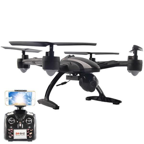 Foto JXD 509W WiFi FPV With 720P Camera Headless Mode High Hold Mode 2.4GHZ 4CH 6-Aixs RC Quadcopter RTF