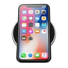 Foto Qi Wireless Charger Charging Pad Mat Dock For iPhone 8/Plus/X Samsung Galaxy S8 / Samsung S9