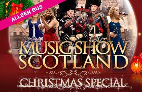 Foto Music Show Scotland Christmas Special: alleen bus - Oad busreizen