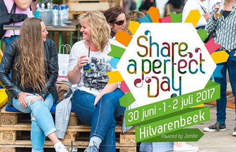 Share a Perfect Day busreis, entree&goodiebag - Oad busreizen afbeelding