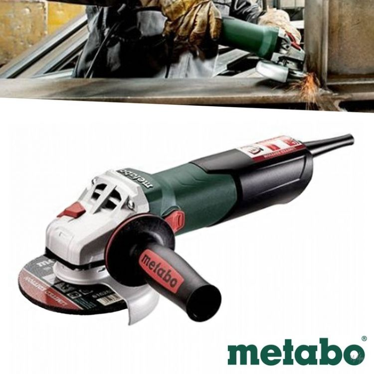 Foto Metabo Haakse Slijper WEV 15-125 Quick Limited Edition