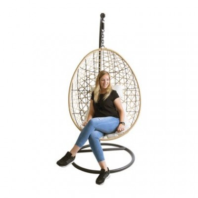 Foto Hangstoel swing naturel