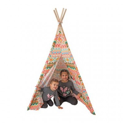 Foto Tipi speeltent - Indian - 120x120x160 cm
