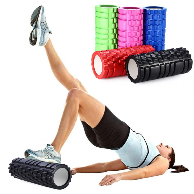 Foto EVA Floating Point Column HOLLOW Yoga XL Foam Roller