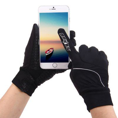 Foto SAHOO Water & Windproof Thermische Touchscreen Handschoenen