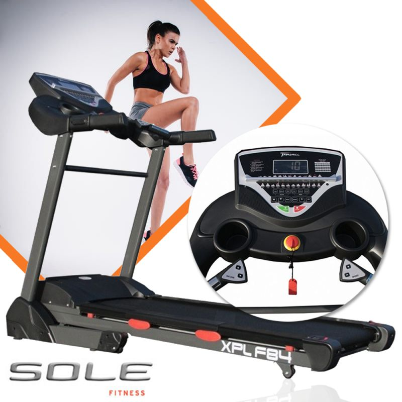 Foto SOLE Fitness F-84 Loopband
