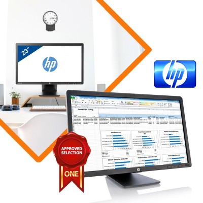 Foto HP Monitor EliteDisplay E231 23