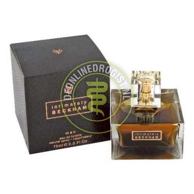 Foto David Beckham Intimately Men Eau De Toilette 50ml