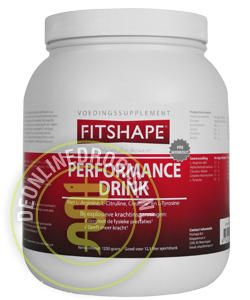 Foto Fitshape Performance Drink