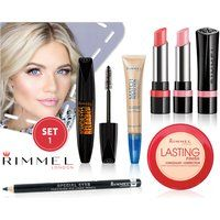 Foto Rimmel london make-​up voordeelsets